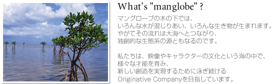 What's manglobe?